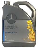 Масло моторное MERCEDES-BENZ 5W40 MB 229.3 5L A000989770213BHFR